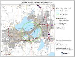 Map Of Portland Oregon Neighborhoods by Trade Area Analysis U2013 Downtown Market Analysis