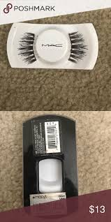 Mac Makeup Indonesia mac lashes used once to try on mac cosmetics makeup false eyelashes