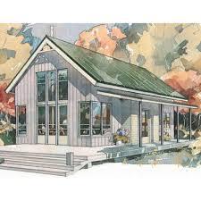 coastal living cottage house plans