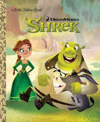 dreamworks shrek by golden books penguinrandomhouse