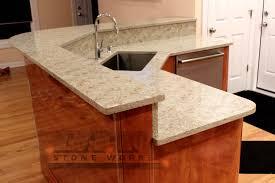ideas u0026 tips chic ivory white hanstone countertop for kitchen