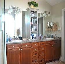 Bathroom Counter Storage Tower Bathroom Storage Tower 100 Things 2 Do Realie