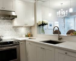 Kitchen Cabinets White Shaker White Shaker Cabinets Transitional Kitchen Deslaurier Custom