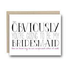 bridesmaids asking ideas top 20 best bridal party gifts cards heavy
