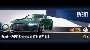 bentley exp 10 speed 6 asphalt 8 asphalt 8 airborne event gameplay 1 bentley exp10 speed 6 cup