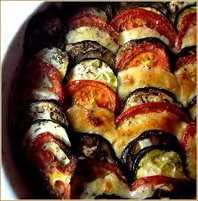 cuisine legume tian de légumes du sel dans ma cuisine