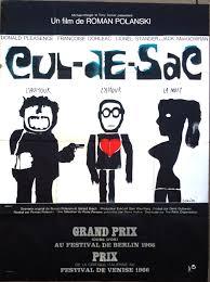 cul de sac by roman polanski 1966 roman polanski pinterest
