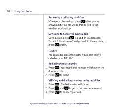 bt 3960 digital cordless phone user guide