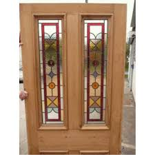 Stained Glass For Kitchen Cabinets by Glass Painting Doors