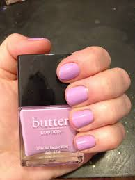the beauty of life butter london nail polish swatches