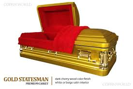 pictures of caskets gold statesman premium casket caskets