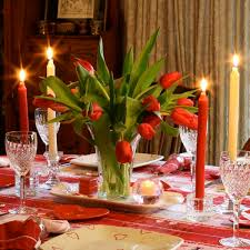 Valentine Party Table Decoration Ideas by 128 Best Table Decor Valentine Images On Pinterest Red Tables