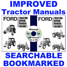 ford 2610 3610 4110 4610 5610 6610 6710 7610 7710 tractor service