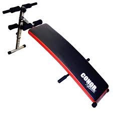 Gym Sit Up Bench Conor Sports Folding Sit Up Ab Bench With Push Up Bar Home Gym