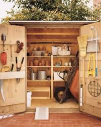 beautiful yet clever garden shed design 10 homedecort