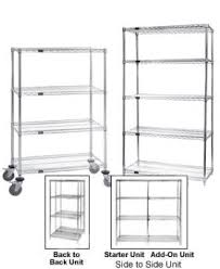Metro Wire Shelving by Wire Shelving Nsf Chrome U0026 Black Wire Sale