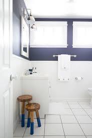 Bathrooms With Beadboard Navy Beadboard Design Ideas