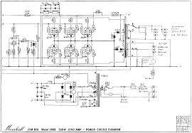 index of schematics music amps marshall