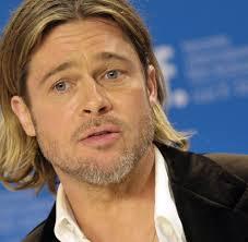 Frisuren Lange Haare Br Ett by Haare Ab Neue Frisur Für Brad Pitt Welt