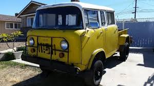 are jeeps considered trucks crew cab 1964 jeep m677 trucks jeep http barnfinds com