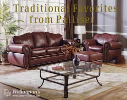 Leather Sofa And Chair Sets 1 Source For Palliser Leather Furniture Online