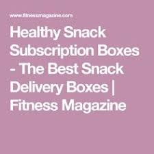 healthy snack delivery nature box healthy snack subscription review 50 coupon