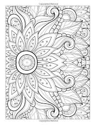 162 Best Recolor Images On Pinterest Coloring Books Mandalas Mandala Flowers Coloring Pages