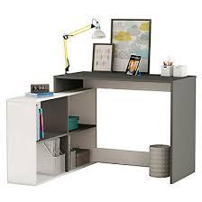 meuble bureau d angle meuble bureau et ordinateur pas cher but fr