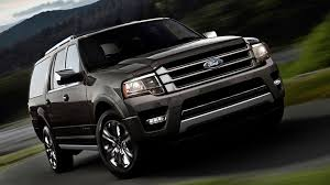 2017 ford expedition exterior front view 2017 ford expedition