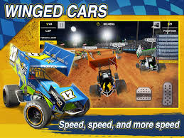 dirt trackin sprint cars android apps on google play