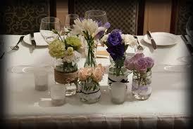 vasi in vetro economici trasformare vaso vetro in un piccolo giardino vasi idee per