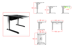 Standing Desk Posture by Standing Desk Height Mm Muallimce