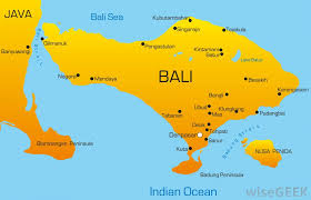 where is bali with pictures
