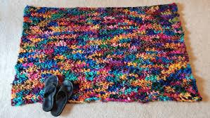 Sari Silk Rugs by What Can I Make With Sari Silk Ribbon Phoenix Farm Fiber