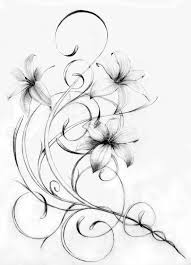 Flowers On Vines Tattoo Designs - best 25 hip tattoo designs ideas on pinterest hip tattoo girls