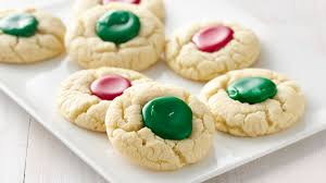 easy christmas cookie recipes pillsbury com