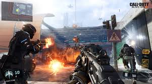 Black Ops Capture The Flag Call Of Duty Black Ops 3 Review A New Shade Of U0027black U0027 Shacknews