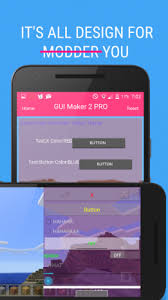 mcpe free apk gui mod maker 2 for mcpe free 1 100 apk for android