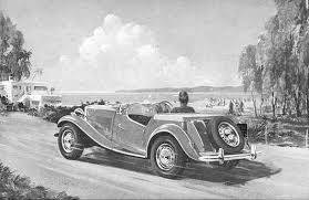 history of the mg td mg td history