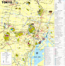 New York Map Of Attractions by Maps Update 12361258 Tourist Attractions Map In Tokyo U2013 Tokyo