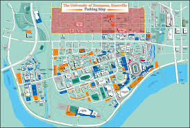 Tennessee Highway Map by Map Of University Of Tennessee Campus Wisconsin Map