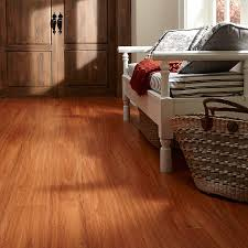 Tranquility Resilient Flooring 5mm African Mahogany Click Resilient Vinyl Tranquility Lumber