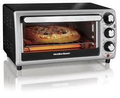 Oven And Toaster Hamilton Beach 4 Slice Toaster Oven U0026 Reviews Wayfair