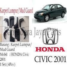 Toyota Calya Karpet Lumpur Mud Guard Aksesoris Jsl mud guard karpet lumpur kepet roda honda civic genio aksesoris