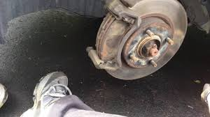 nissan versa 2014 youtube change brake pads on a nissan versa brakepads brake replacement