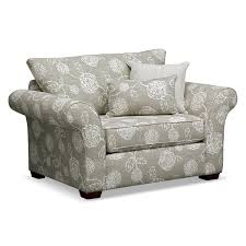floral recliner chair and a half decofurnish