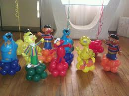 sesame decorations sesame party ideas images of heaven events balloons