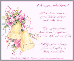 greetings for a wedding card wedding congratulations search greetings