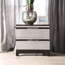 cherry modern u0026 contemporary nightstands you u0027ll love wayfair