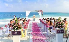 destination weddings the top destination wedding locations of 2018